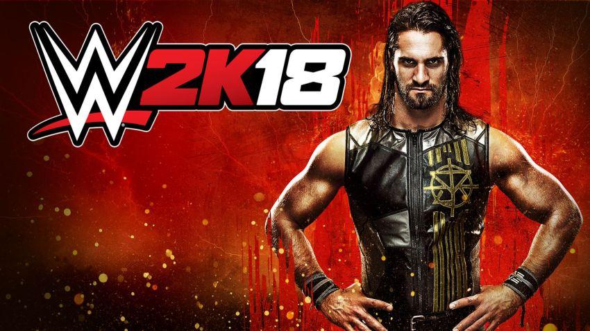 نتيجة بحث الصور عن WWE 2K18