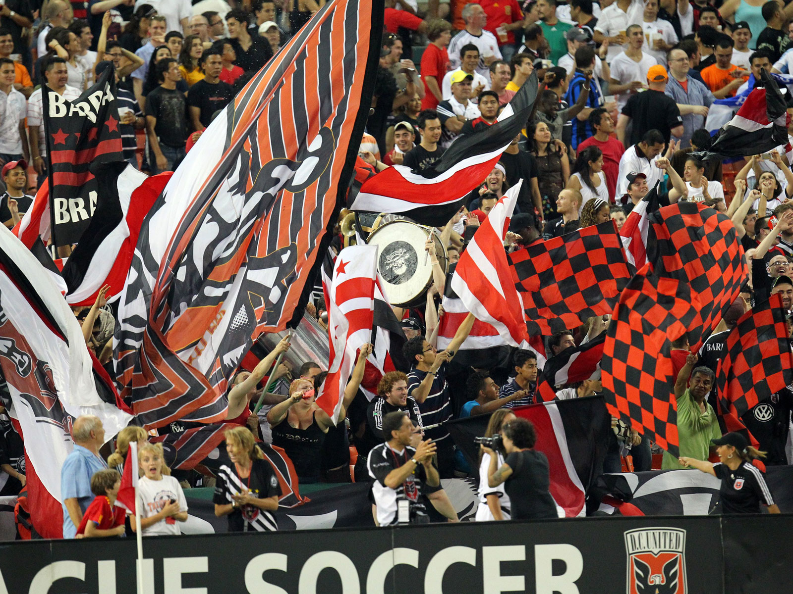 DC United will play its final game at RFK Stadium