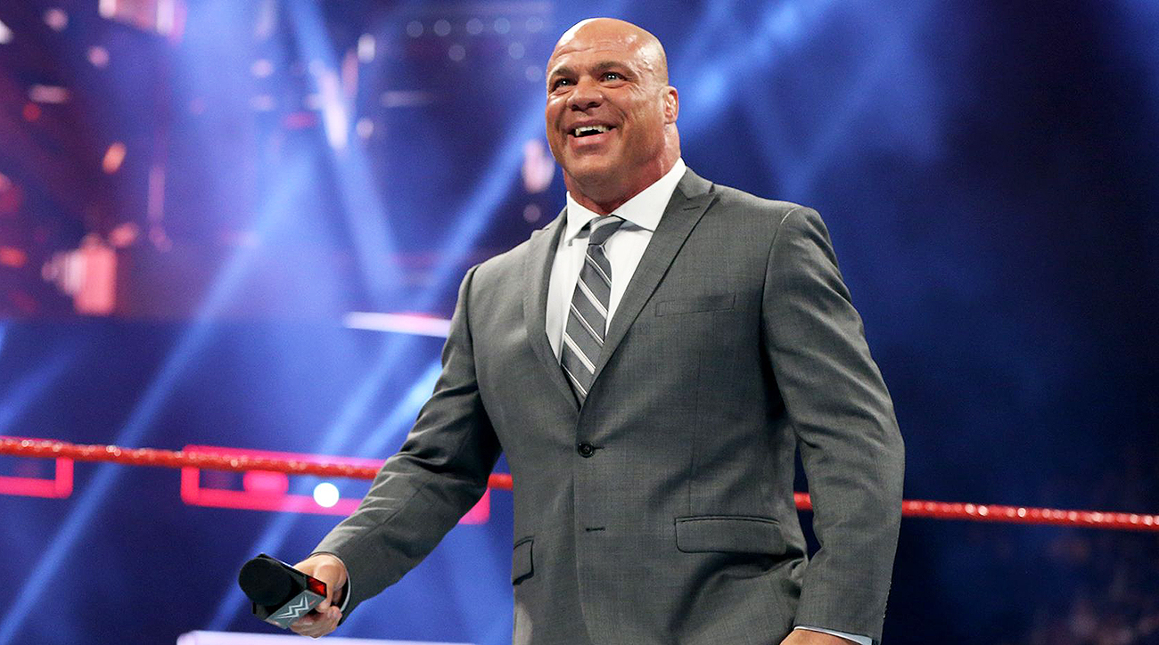 Kurt Angle set for WWE return in place of Roman Reigns