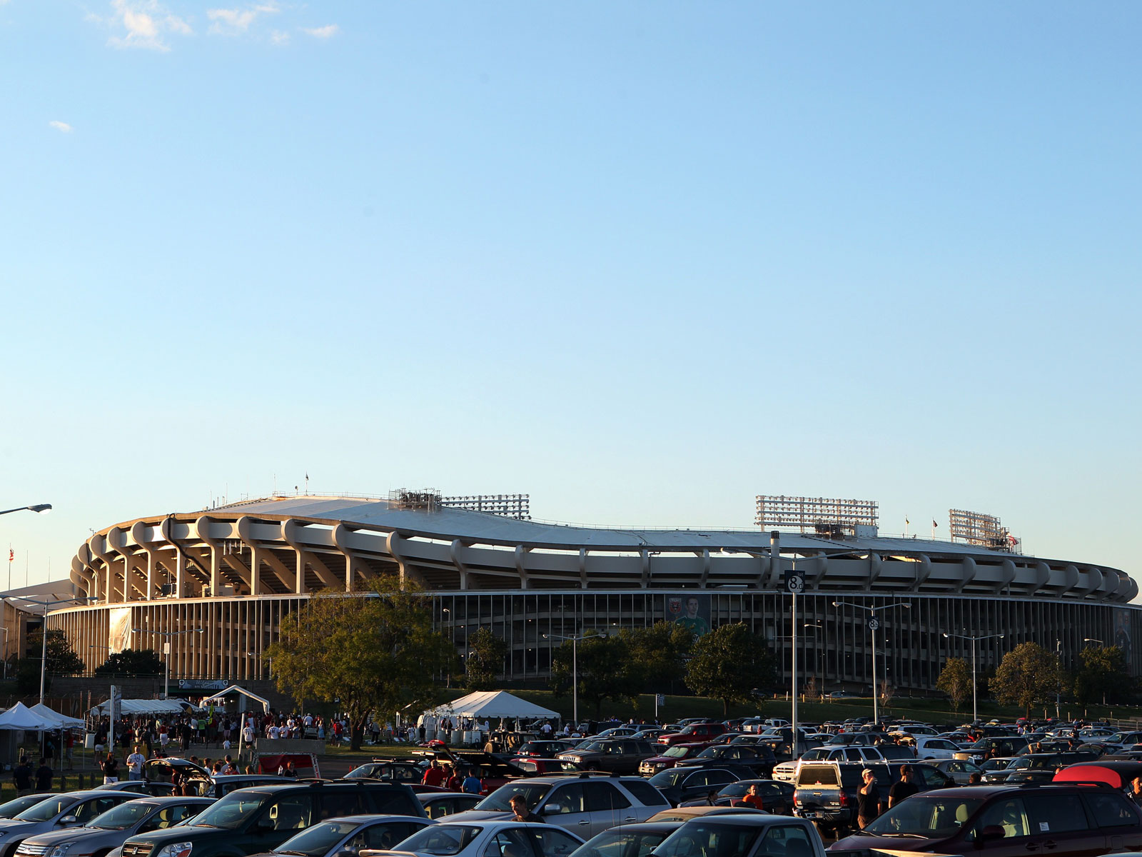 RFK Stadium will close its doors to DC United after Sunday's match