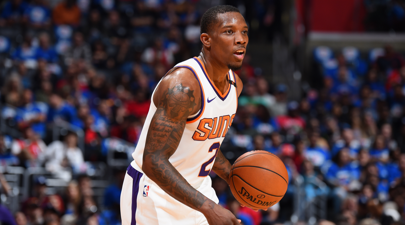 Eric Bledsoe met with Suns before season, requested trade