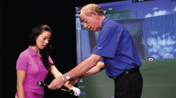 Get lessons from PGA Tour Superstore certified instructors.