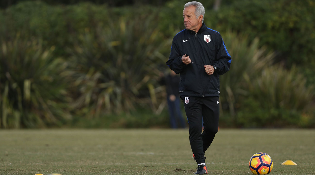 LIVE: USA Turns Page on World Cup Qualifying Failure With Portugal Friendly
