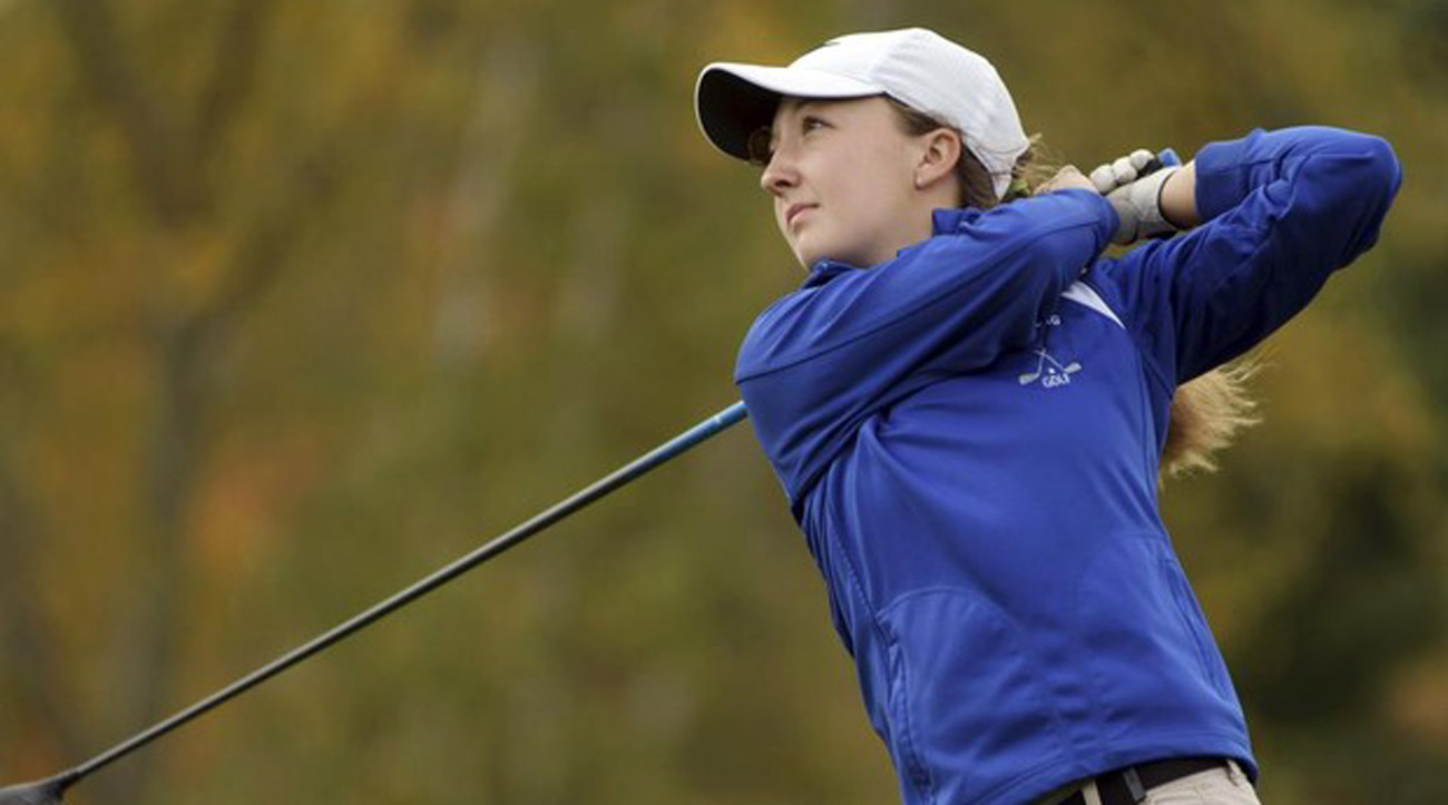 Nash shot a score of 3-over 75, which put her four strokes clear of the Central Massachusetts high school field.