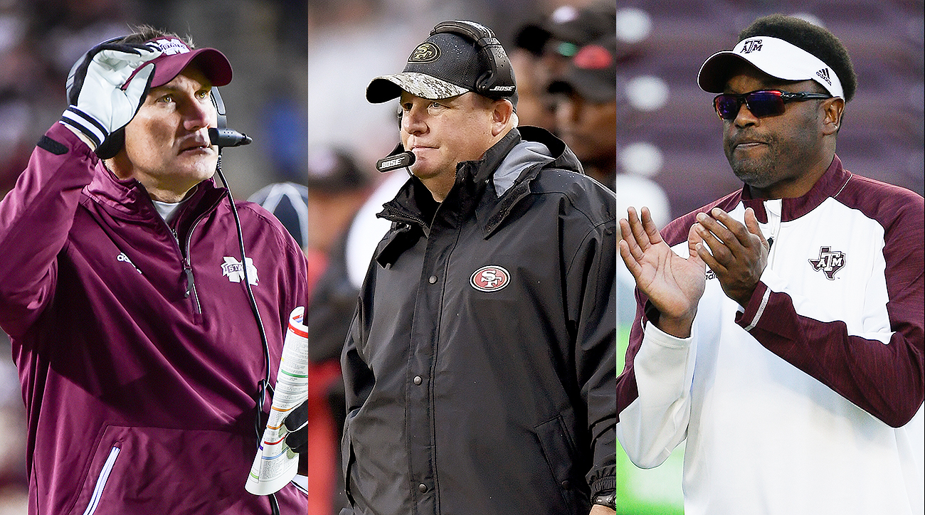 Florida Coach Search Chip Kelly Dan Mullen Among Names To Watch
