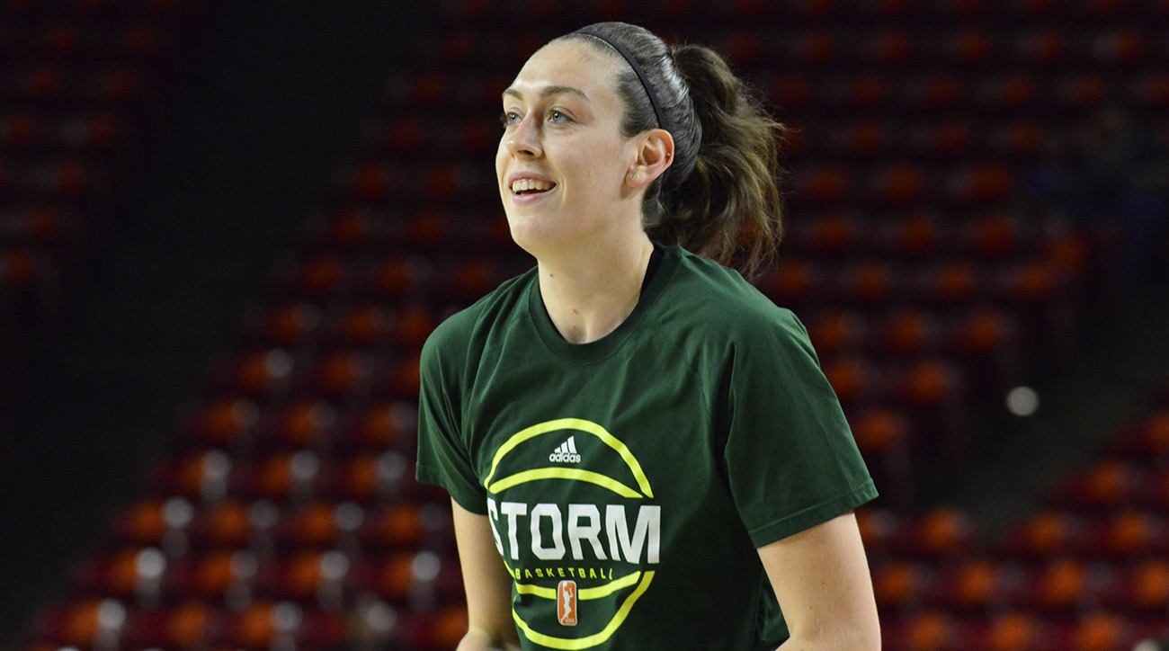 Breanna Stewart says she was sexually abused as a child