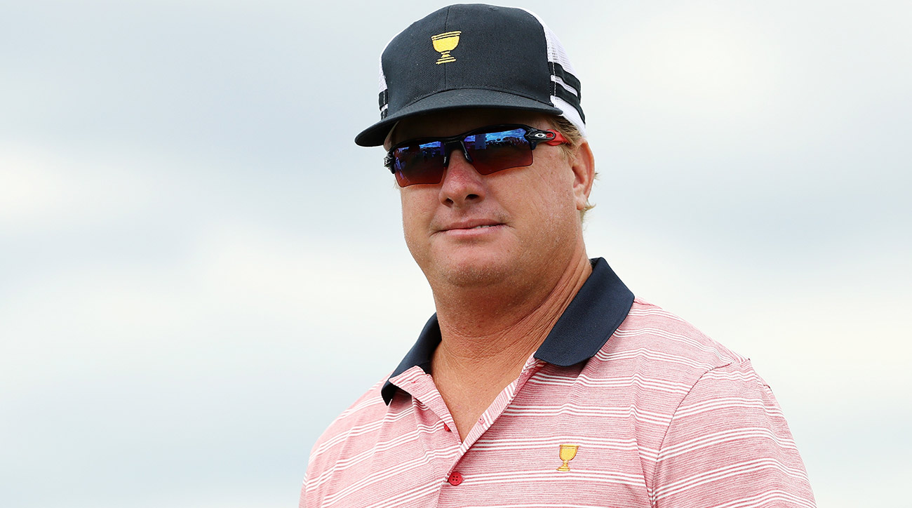 Charley Hoffman is giving back to his city at the Shriners.