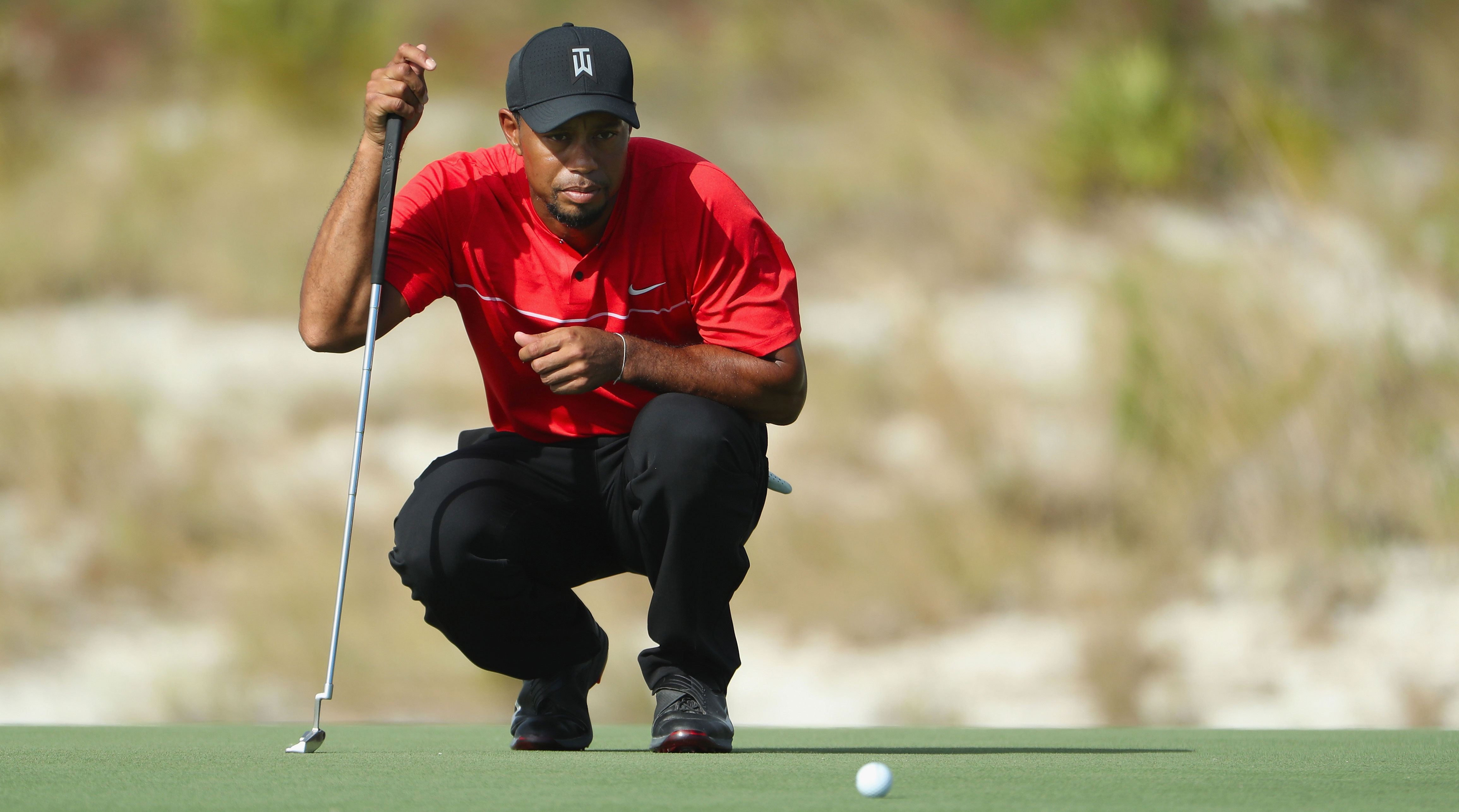 Woods will make his long-awaited return to competitive golf at the Hero World Challenge