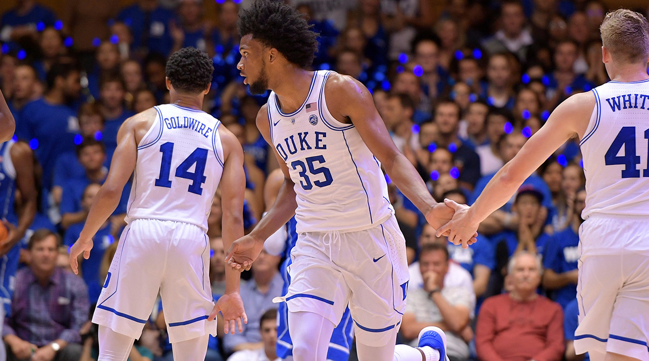 Marvin Bagley III: Duke basketball roster without 2017's top freshman