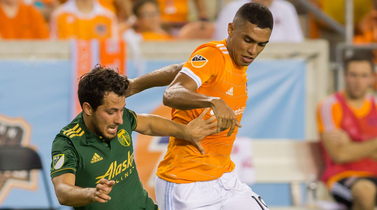 Houston Cures Road Woes in Time to Bounce Timbers, Reach MLS Conference Final