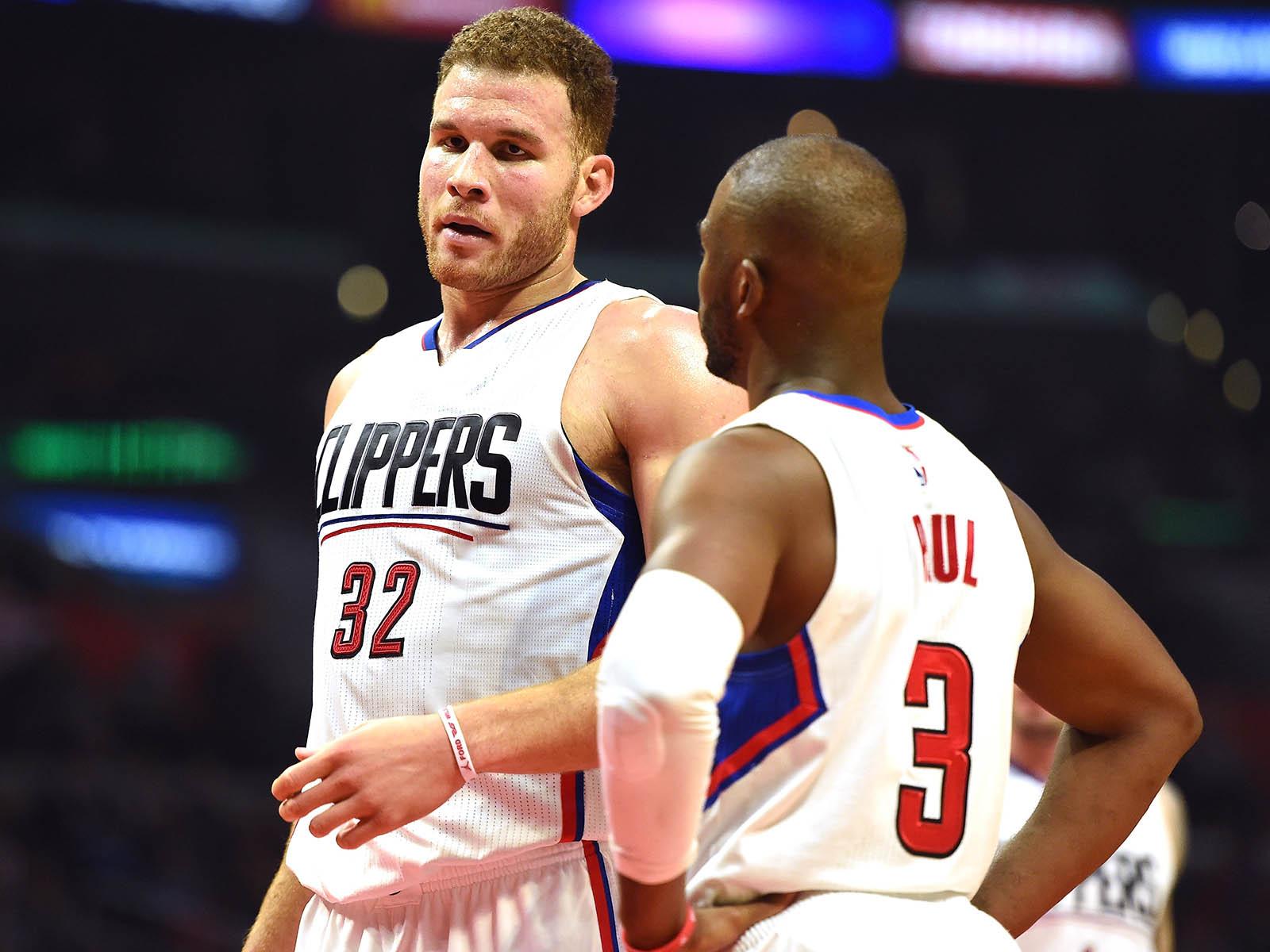 Blake Griffin Clippers Bid Farewell To Lob City Si