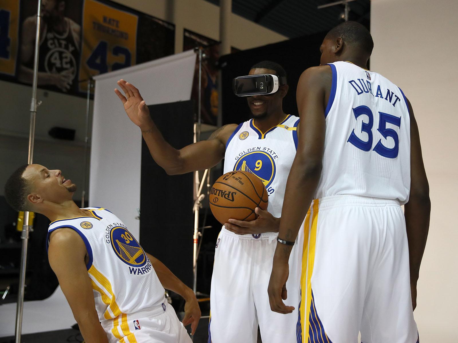 NBA Virtual Reality