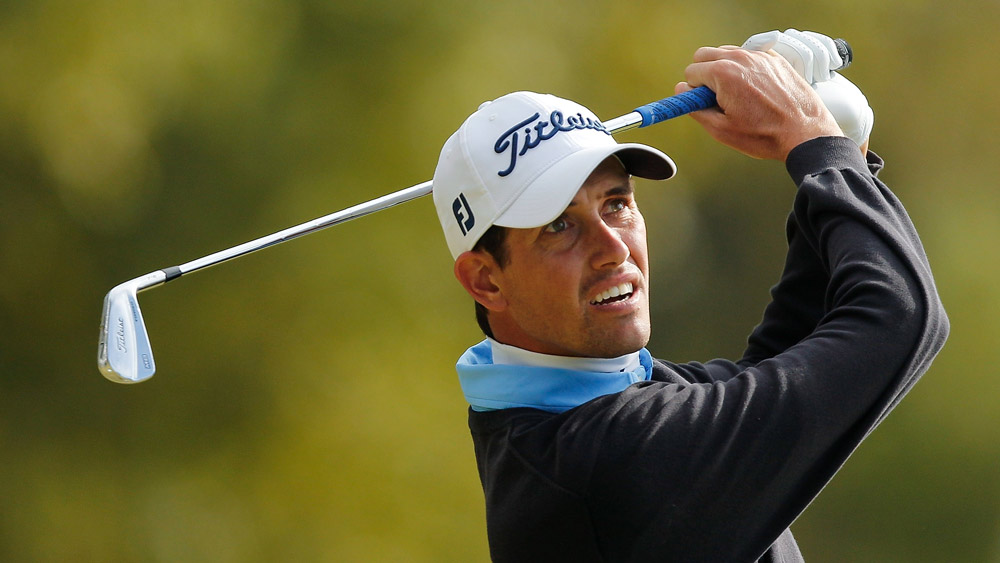 Chesson Hadley is back as a full-time PGA Tour member in 2017-18, and he is on FIRE. After losing his card in 2015-16 (Hadley finished 159th in the FedEx Cup), Hadley attacked the Web.com Tour schedule, winning twice and racking up six top-tens in 19 starts. On the PGA Tour, Hadley is running as well as anybody could without actually breaking through for the win. In his three starts so far, Hadley hasn't finished any worse than fourth, and he was the solo runner up two weeks ago at the Sanderson Farms Championship.