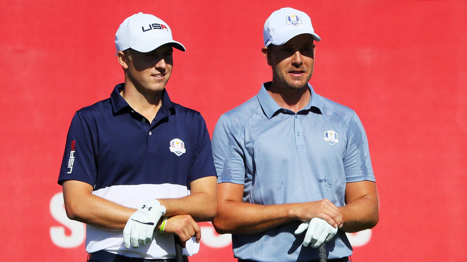 Stenson managed to take down Jordan Spieth in singles play at the 2016 Ryder Cup.