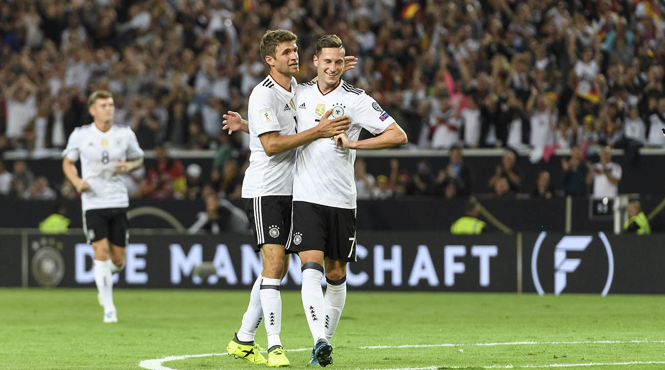 How to Watch Germany vs. France: International Friendly Live Stream, Game Time, TV Channel