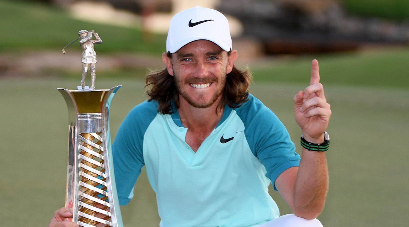Despite finishing out of tournament contention, Tommy Fleetwood left Sunday with the biggest hardware.