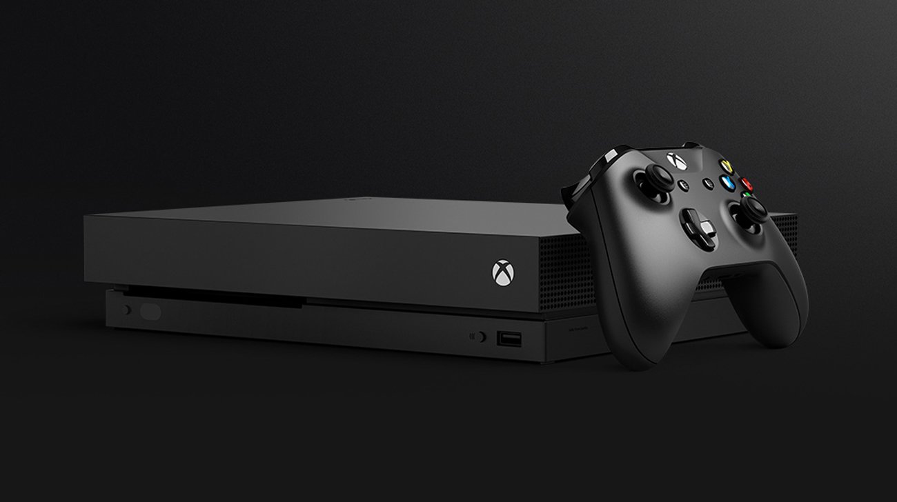 xbox one x review is new 4k hdr console better than ps4. Black Bedroom Furniture Sets. Home Design Ideas
