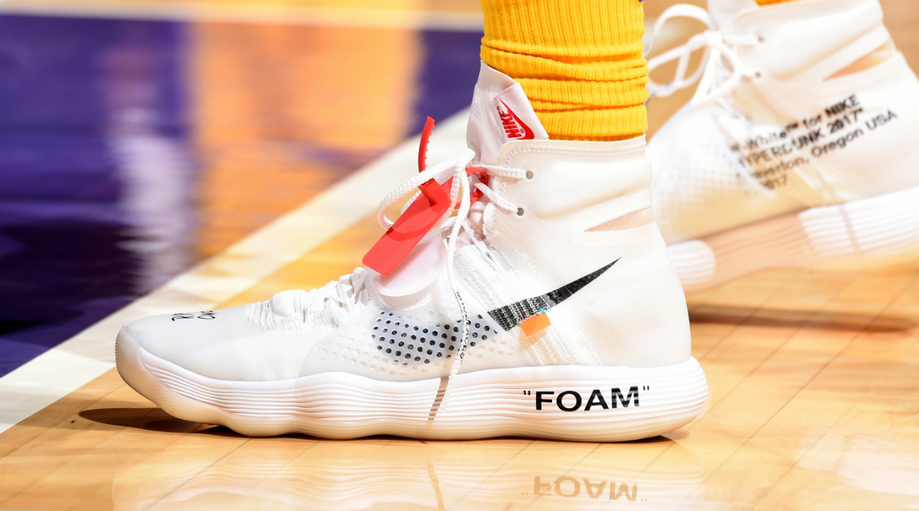 2d24161634a1 Best Sneakers From the NBA s First Month