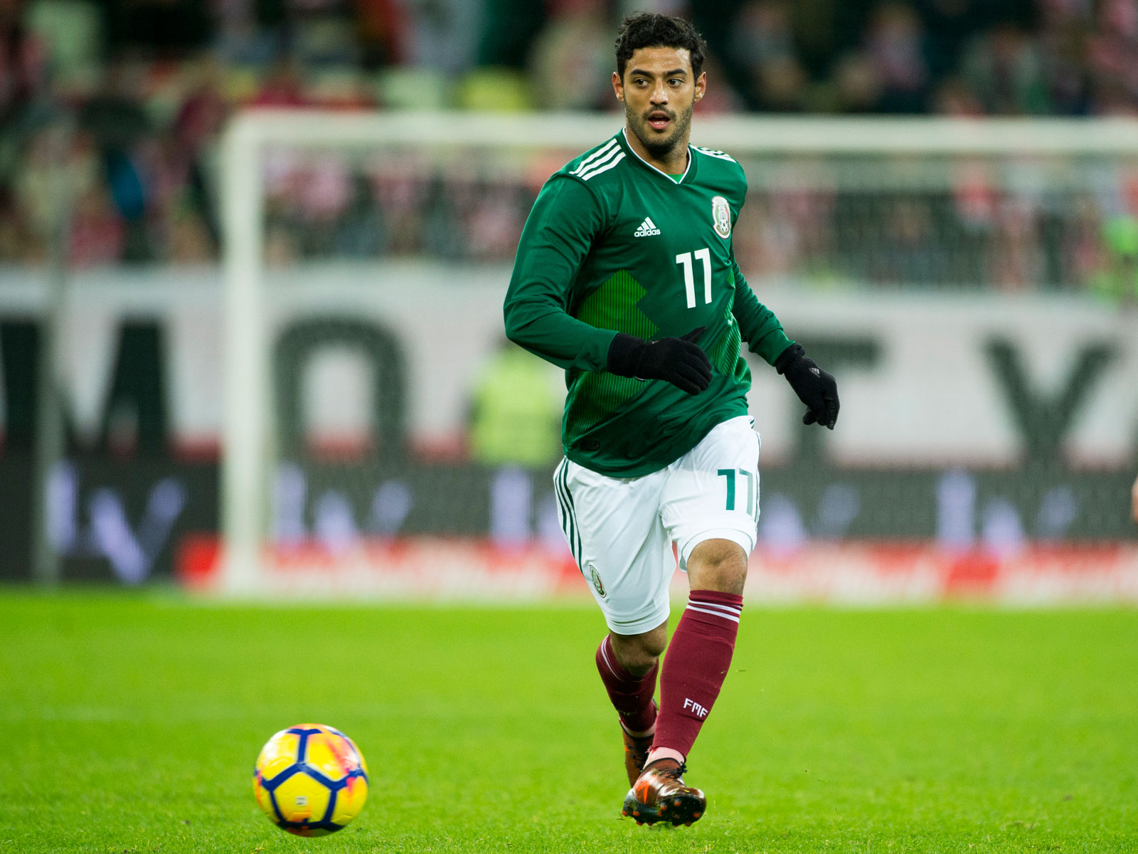 Mexican star Carlos Vela is LAFC's first marquee signing.