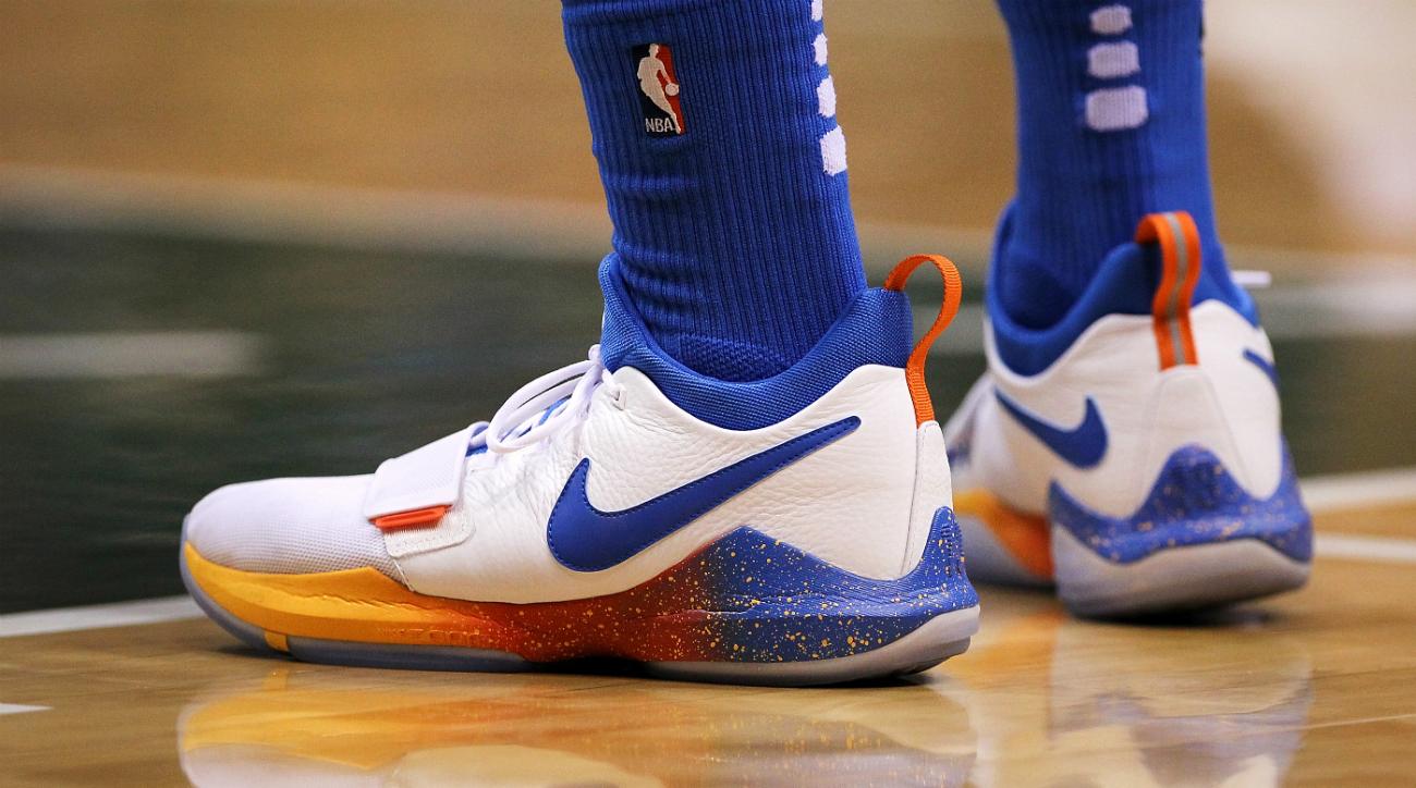 Jordan Clarkson Basketball Shoes