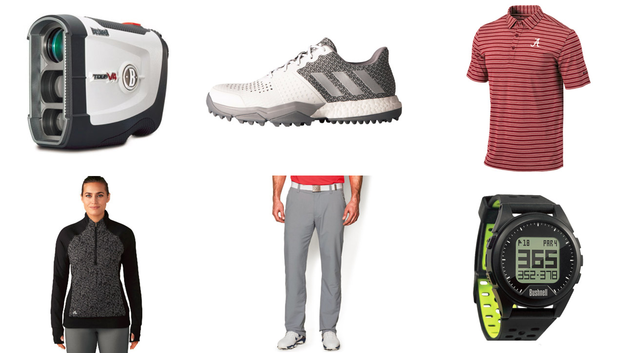 See the best deals for golf gear at PGA Tour Superstore below.