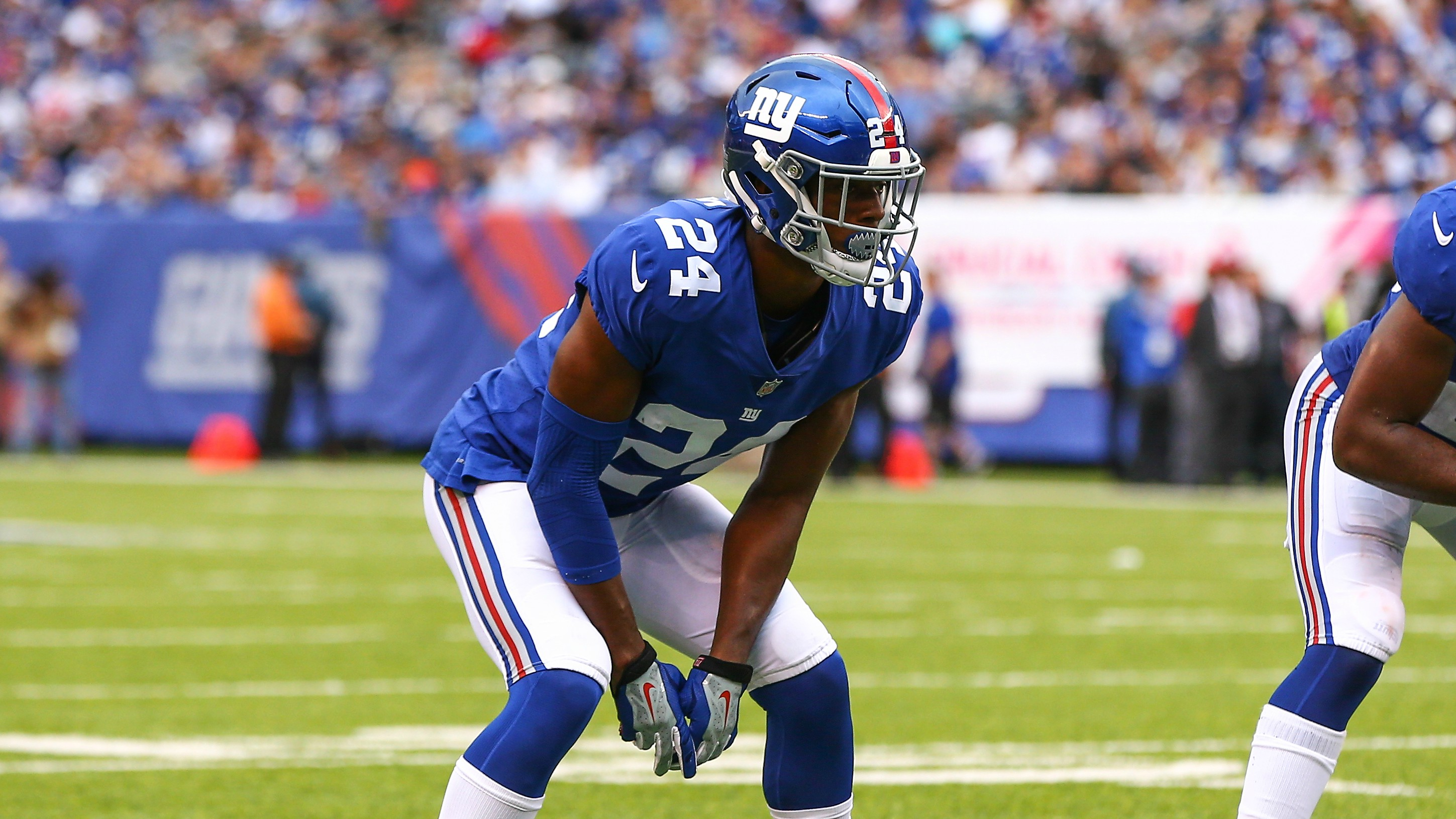 Giants waive RB Paul Perkins with a non-football injury