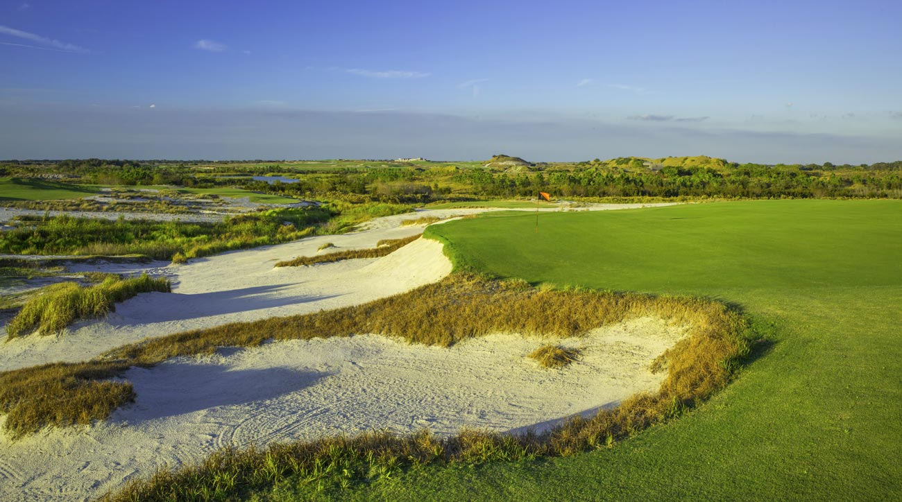 Streamsong Black in Streamsong, Florida.