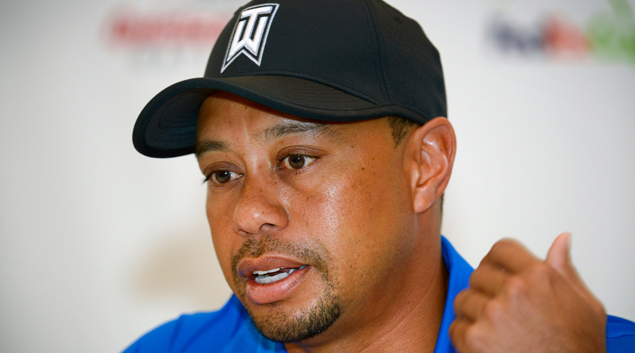 Woods is feeling better, he said. What that means for his career long-term remains an open question.