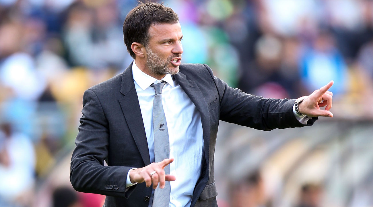 Anthony Hudson to Colorado the Latest Move in Active MLS Coaching Carousel
