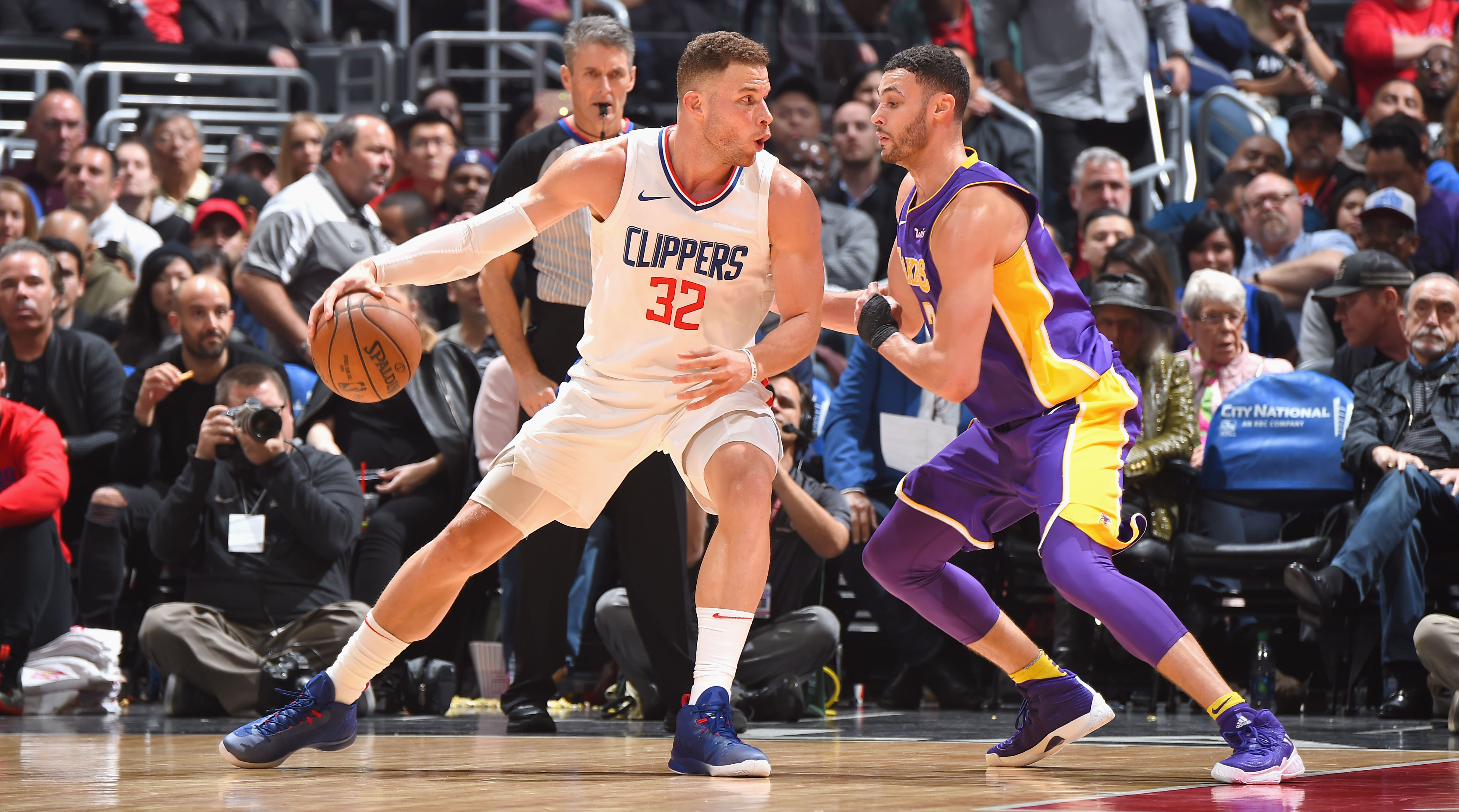 Blake griffin knee injury changes everything for the clippers si m4hsunfo Gallery
