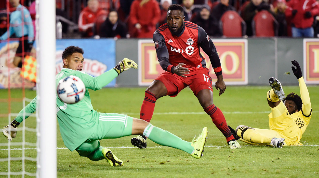 Altidore Overcomes Ankle Knock to Send Toronto FC Back to MLS Cup Final