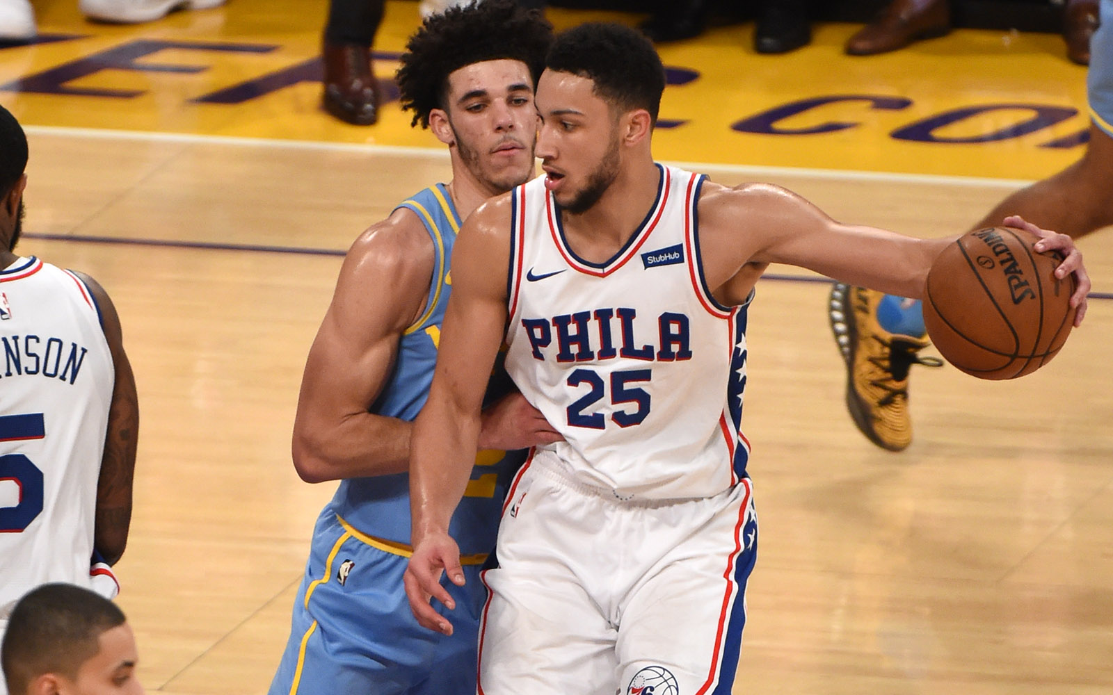 634e381f87be Ben Simmons and Lonzo Ball