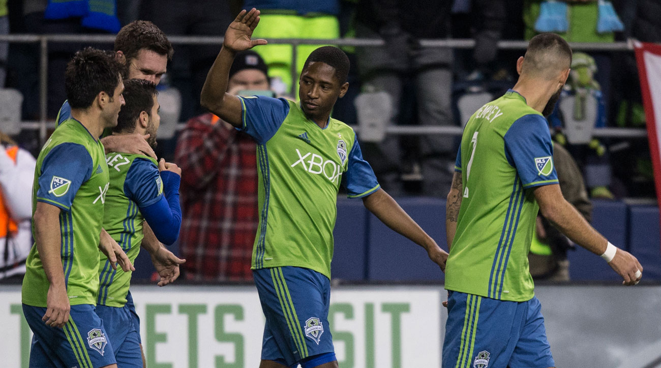 Sounders Finish Off Dynamo to Set Up MLS Cup Rematch vs. Toronto FC