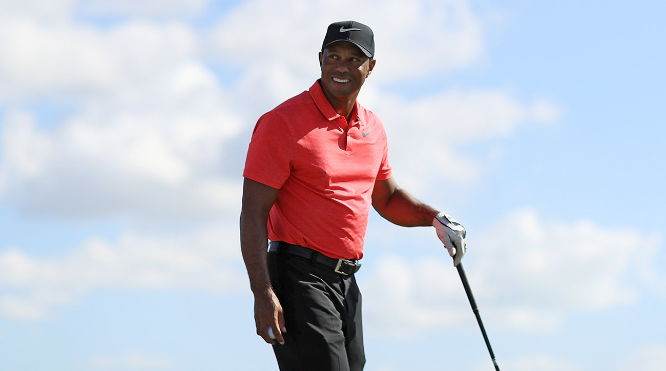 Tiger Woods finishes 9th on comeback