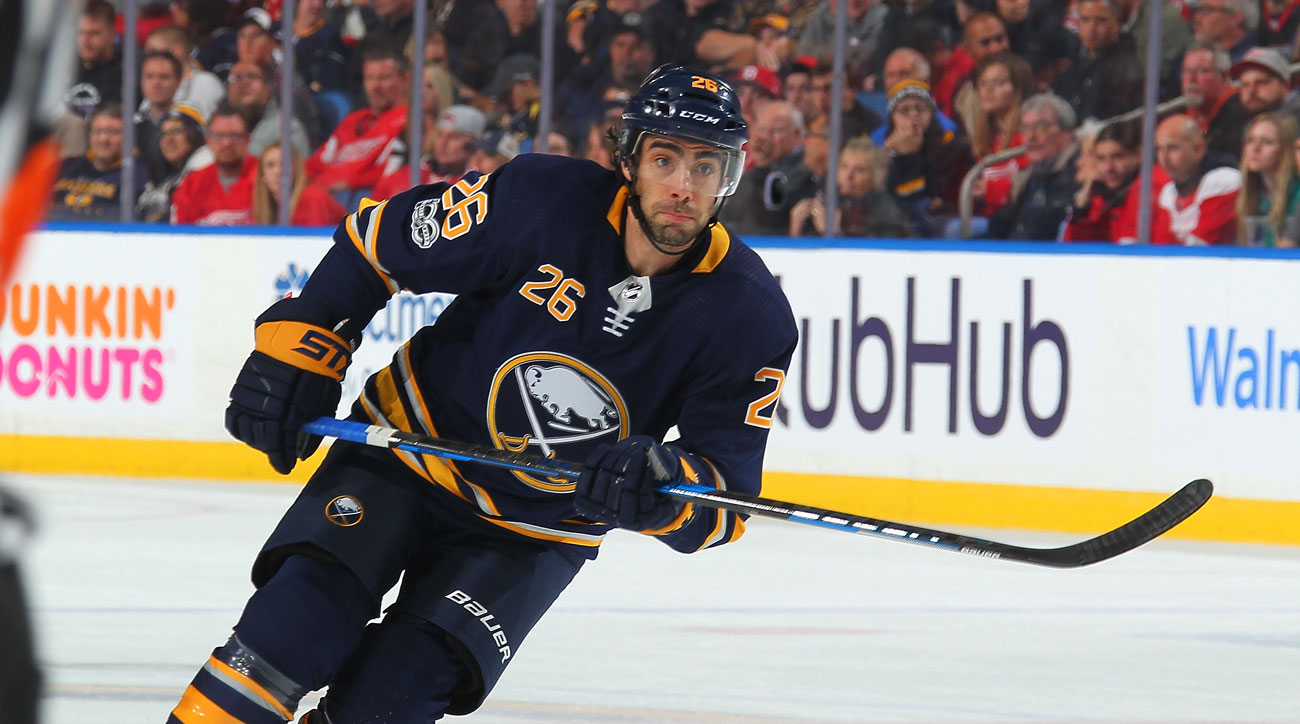 Buffalo Sabres waive Matt Moulson, acquire Scott Wilson