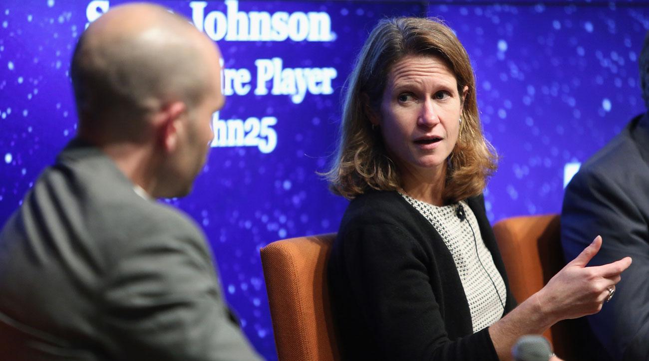 Kathy Carter Denies Being Gulati, Garber's Strategic Pick for U.S. Soccer President