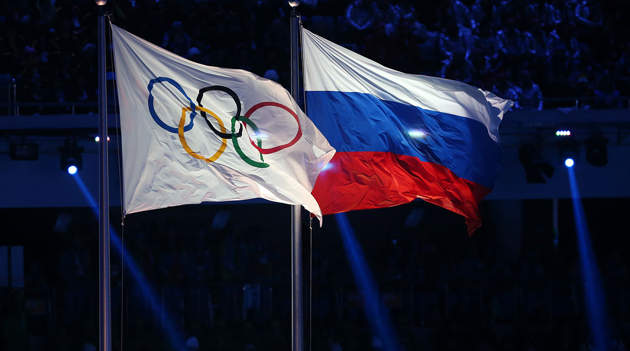 Russian Federation  banned from 2018 Winter Olympics; athletes can compete under neutral flag