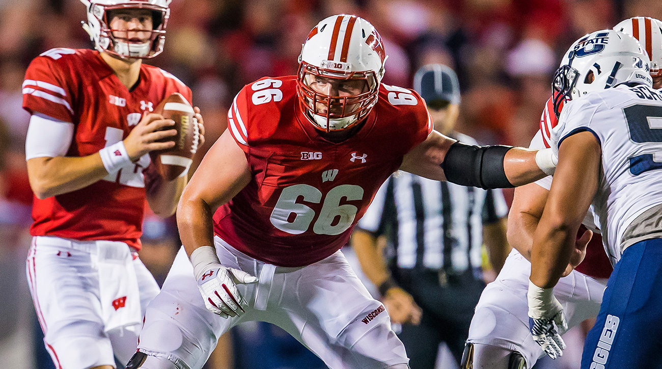 Benzschawel was a key cog in the predictably punishing Badgers line that set up true freshman Jonathan Taylor to pile up 1,847 rushing yards in his debut season.