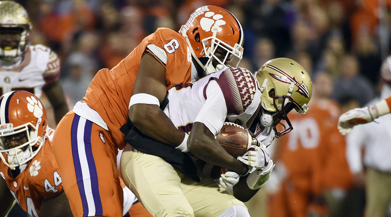 On the Tigers' deep, unrelenting defense, O'Daniel played more snaps than anyone but second-team selection Clelin Ferrell, pacing the team with 95 total tackles and two pick-sixes.