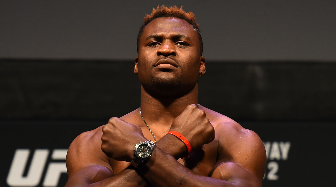 Thursday Tap Out: Francis Ngannou on the Rise, Eager for Shot at Stipe Miocic