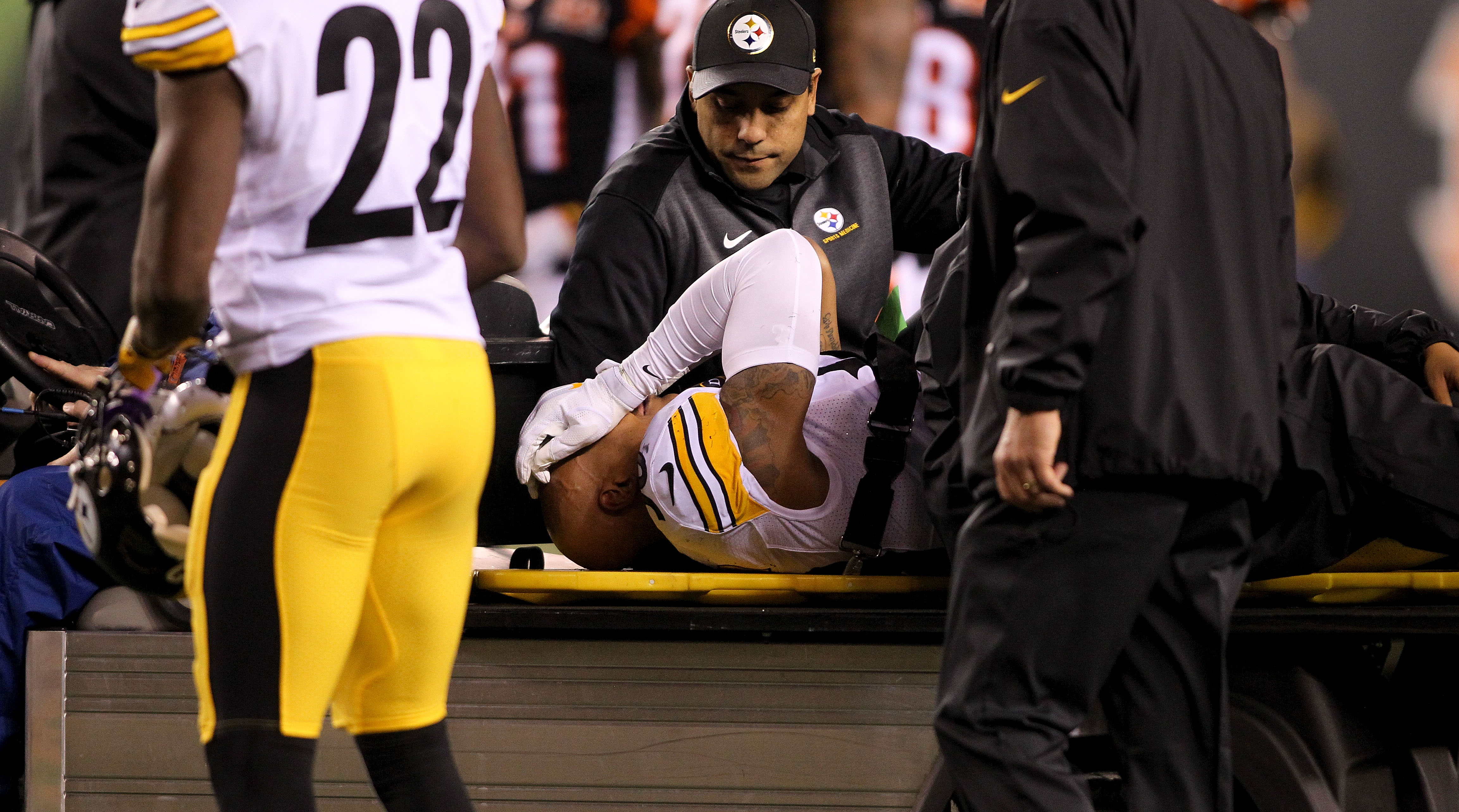 Ryan Shazier injury updates Steelers to honor LB with custom