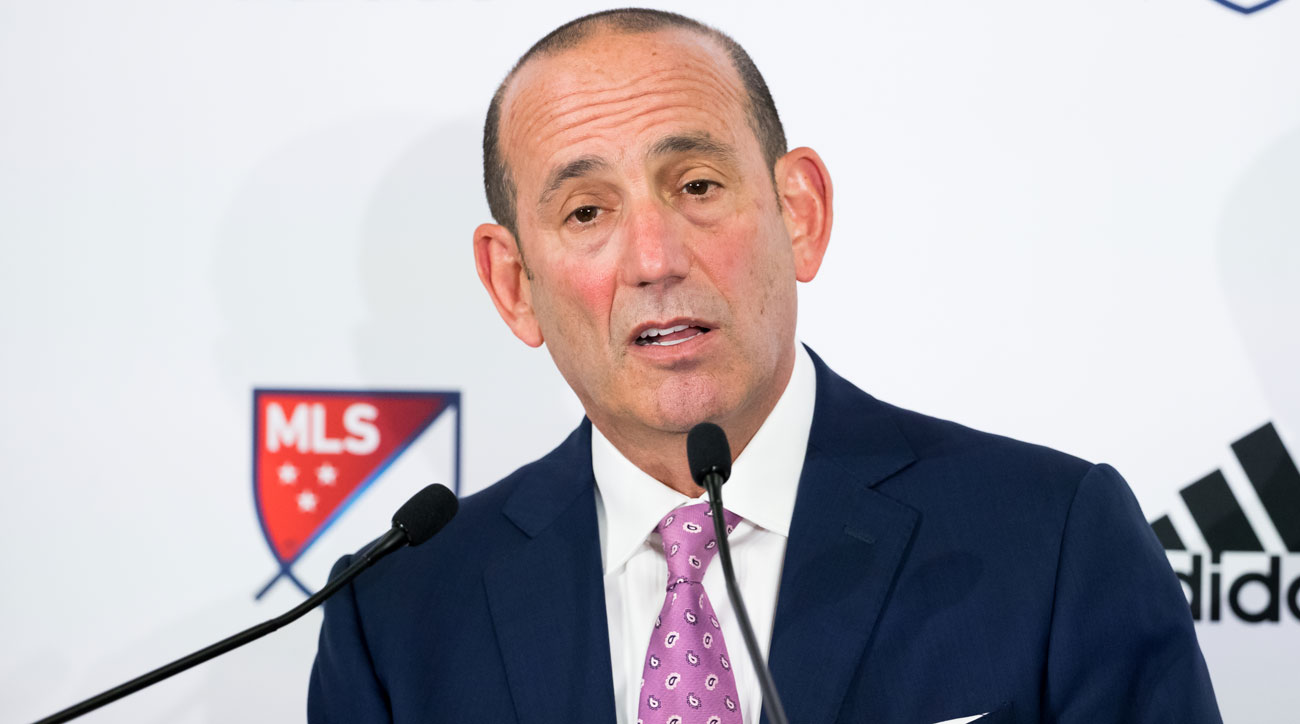 Garber Clarifies MLS Position on Columbus, Says Expansion Bids Could Leap Miami