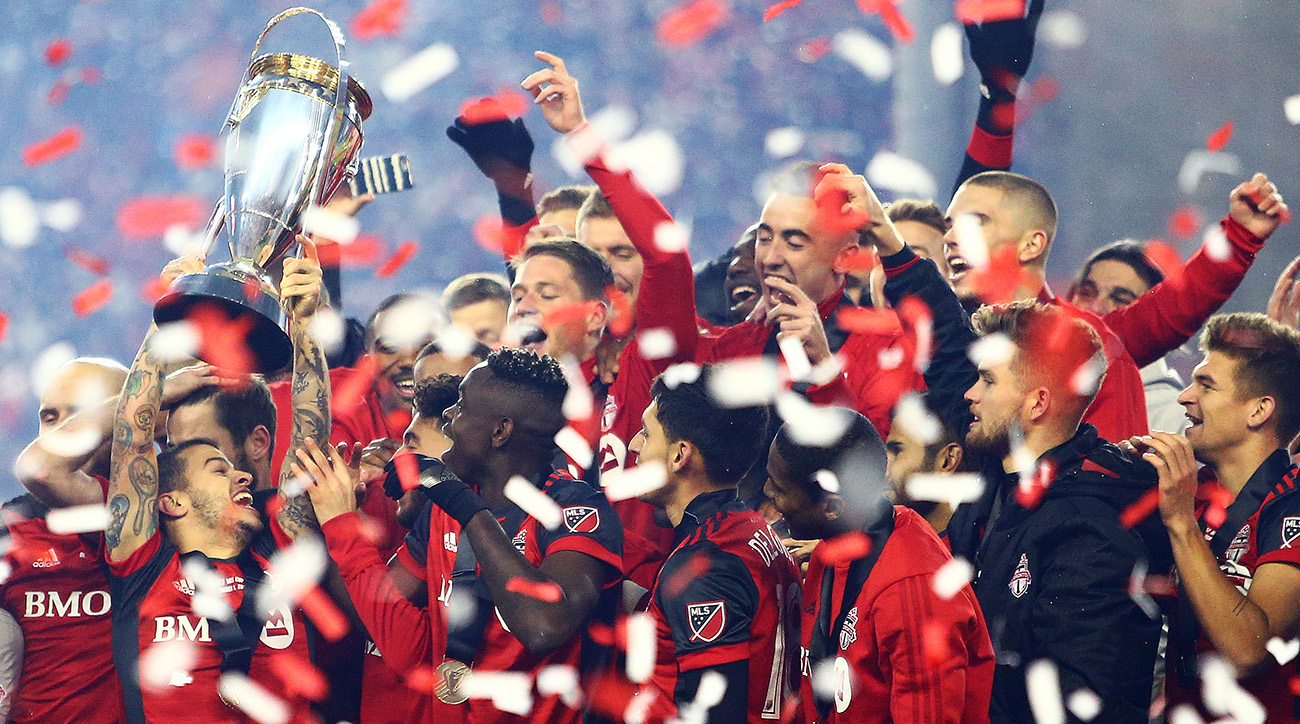 Toronto FC's MLS Cup Win Was a Year in the Making, Earned It a Championship Unlike Any Other