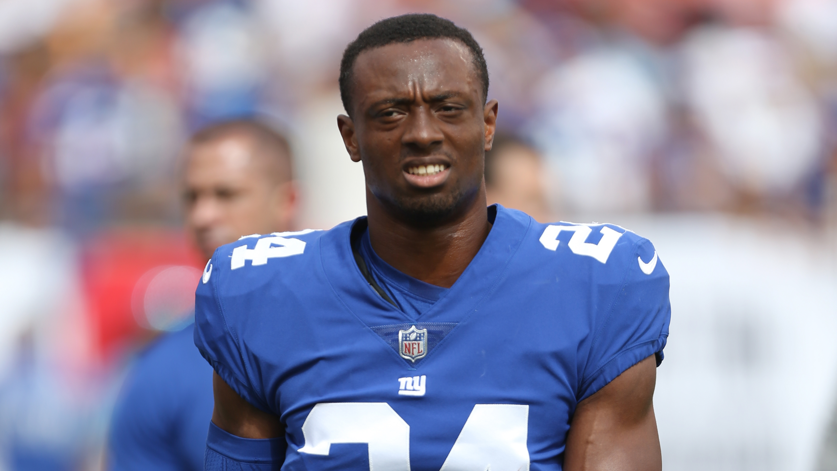 Eli Apple Giants CB tweets during game faces punishment
