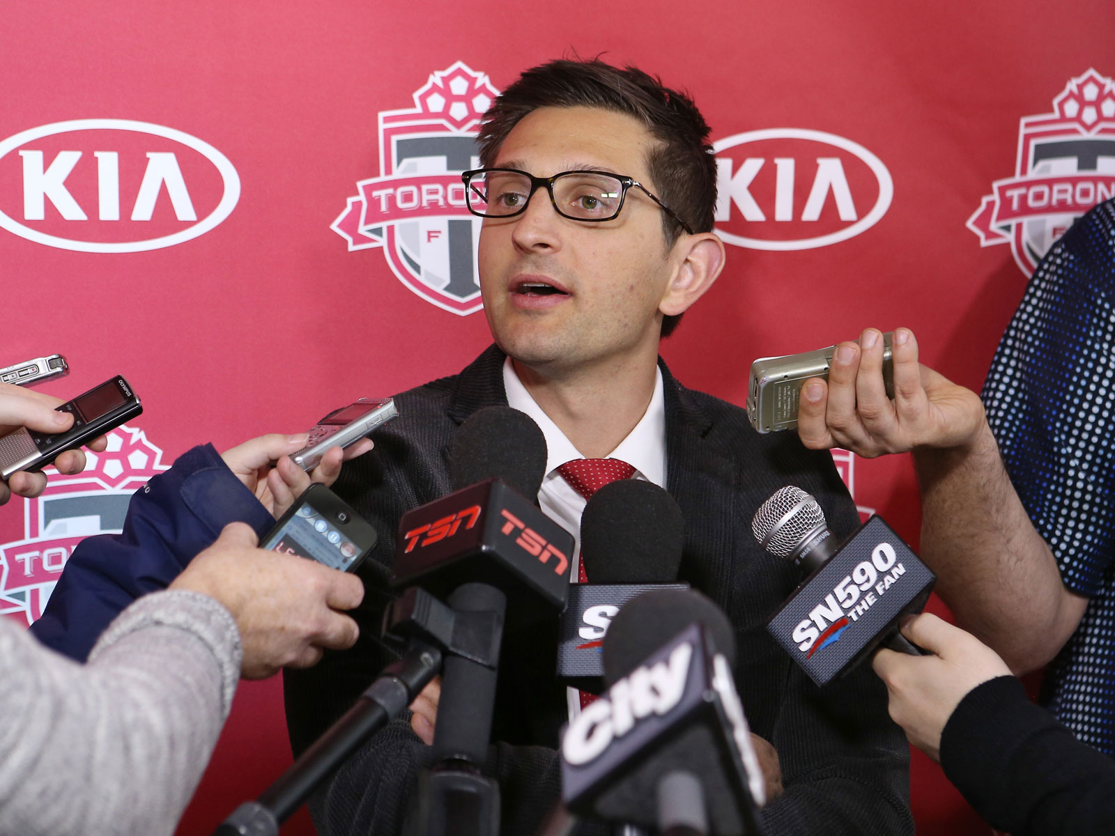 Tim Bezbatchenko is the front office mastermind behind Toronto FC's surge to the top of MLS