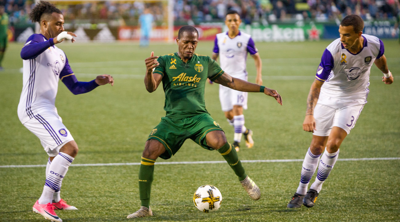 Atlanta Lands Darlington Nagbe From Portland in Blockbuster MLS Trade