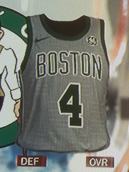 NBA 2K18 Leaked Nike s City edition jerseys (photos)  a39be0b6f