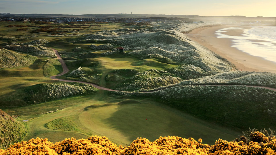 Cruden Bay is ranked in the Top 100 courses in the world.