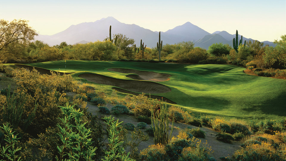 If you're looking for a great desert golf experience, Grayhawk offers the total package.