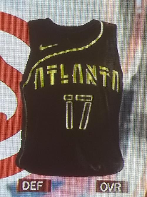 Hawks City jersey leak